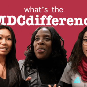 What's the #MDCdifference?