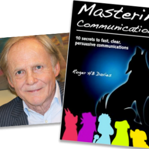 Mastering Communications – About the Author