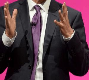 Donald Trump: The Extreme Visual Communicator?